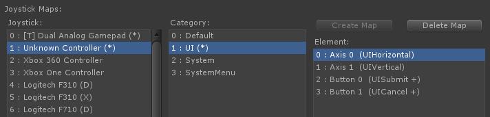 Rewired Documentation   Control Mapper